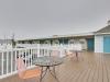 White Marlin Inn Deck Facing West
