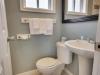 White Marlin Inn Double Bathroom